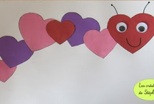 Sonia levac on pinterest - Bricolage st valentin pinterest ...
