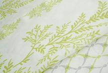 Interiors - Fabrics / Beautiful fabrics and their uses