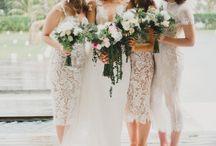 Bridesmaid Looks