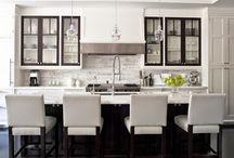 Kitchens / by Vanessa Lee Allen
