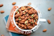 Snacks / by Kristina Schwartz