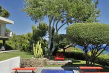 Piscine/jardin