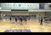 volleyball drills / by Kimberly George Coutts