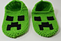 creeper slippers