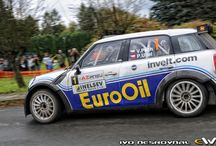 Invelt Rally - V. Pech – P. Uhel (Mini John Cooper Works S2000 1.6T) / Wrap design for season 2012.