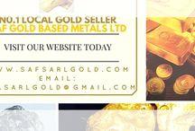 KENYA GOLD FOR SALE