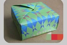 коробки из бумаги