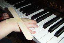 Piano-Teaching tools