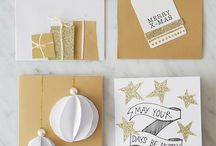 Cards & Gift Wrapping / Ideas for DIY greeting cards