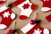 Navidad medias