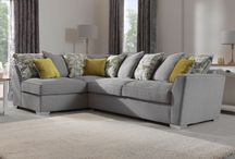 Sofa Style File / More than any other room in your home, the lounge reflects your personal style. Whether you're looking for a sofa, corner group, armchair or recliner, at Leekes we offer a huge range of upholstery to suit any living room.