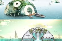 utopian architecture projects