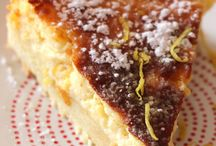 Gâteau avec mascarpone