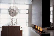 Interiors {fireplace inspiration}