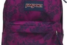 JANSPORT SUPERBREAK BACKPACK SCHOOL BAG- Navy Moonshine Vintage Floral