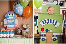 Jovan Birthday Party