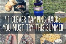 Camping ideas / by Sally Haadsma
