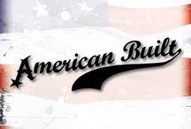 American Built Decals