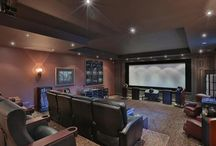 Luxury Media Rooms