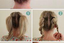 Peinados melena corto