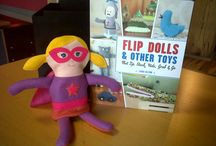 Flip Dolls and Other Toys [sightings] / Hey, this is my book! I worked really hard on it. And now, like a goof, I'm collecting reviews here.