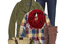 Outfits / What to wear / by Jessica Bykowski