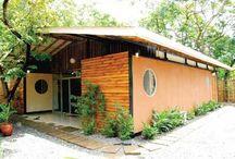 Små hus og hytter