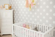 Nursery Ideas! / by Tiffany D.