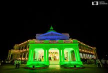 Beautiful Wedding Venues - Neeta Shankar Photography / Pictures of beautiful Wedding Venues in India.  All pictures shot by and copyrighted to Neeta Shankar Photography | Candid Wedding and Lifestyle Photography