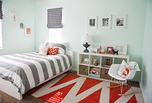 inspiration: kid spaces / by Brooke Waite @ Design Stash