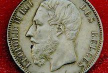 Auctions Big Silver Coins Аукционы Монеты с Рубля Крупное серебро