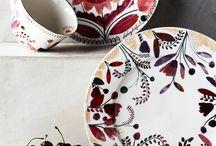 pretty plates & cups