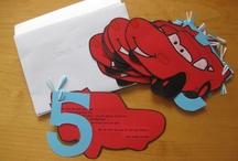 Einladungskarten für Kindergeburtstag