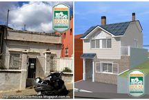 CARPENTER HOUSE / CONSTRUCCION DE CASAS DE ENTRAMADO LIGERO TIPO AMERICANO O CANADIENSE.