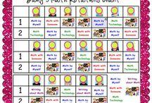 TEACHING: 2nd grade math / by Nichole Maxwell