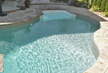 Backyard Bliss - Pool / by Tiffany Carver