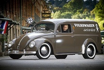 VW beetle bus project