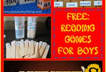 Reading games