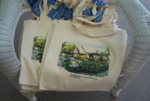 Tote Bags / Custom printed tote bags with any design, photo or logo