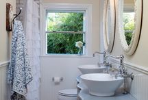 Bathrooms / by Mrs. Roadhouse
