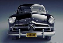memory lane cars