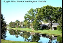 Sugar Pond Manor Wellington Florida- Homes and More / Sugar Pond Manor in Wellington Florida has some great homes for sale on 1/4 acre lots. Most of the homes were built starting in the mid 80's. There are a lot of remodeled homes in Sugar Pond Manor. We love living here.