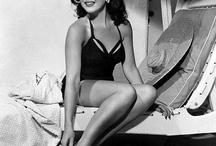 1940s swimsuites