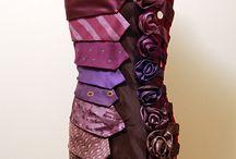 Cravate / Tout ce qu'on peut faire avec des cravates!