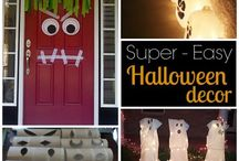 Halloween / Crafts, decor, food