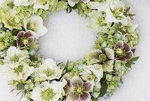 Wreaths | Kränze / Tolle Ideen für Kränze aller Art