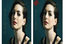 Photoshop , / photo retouching , editing