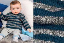 modèles tricots