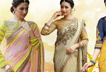 Elegant Designer Sarees Online