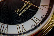 Rockefeller. / Elegante por naturaleza, más que un reloj. La familia de Nivada por excelencia. Elegancia total.